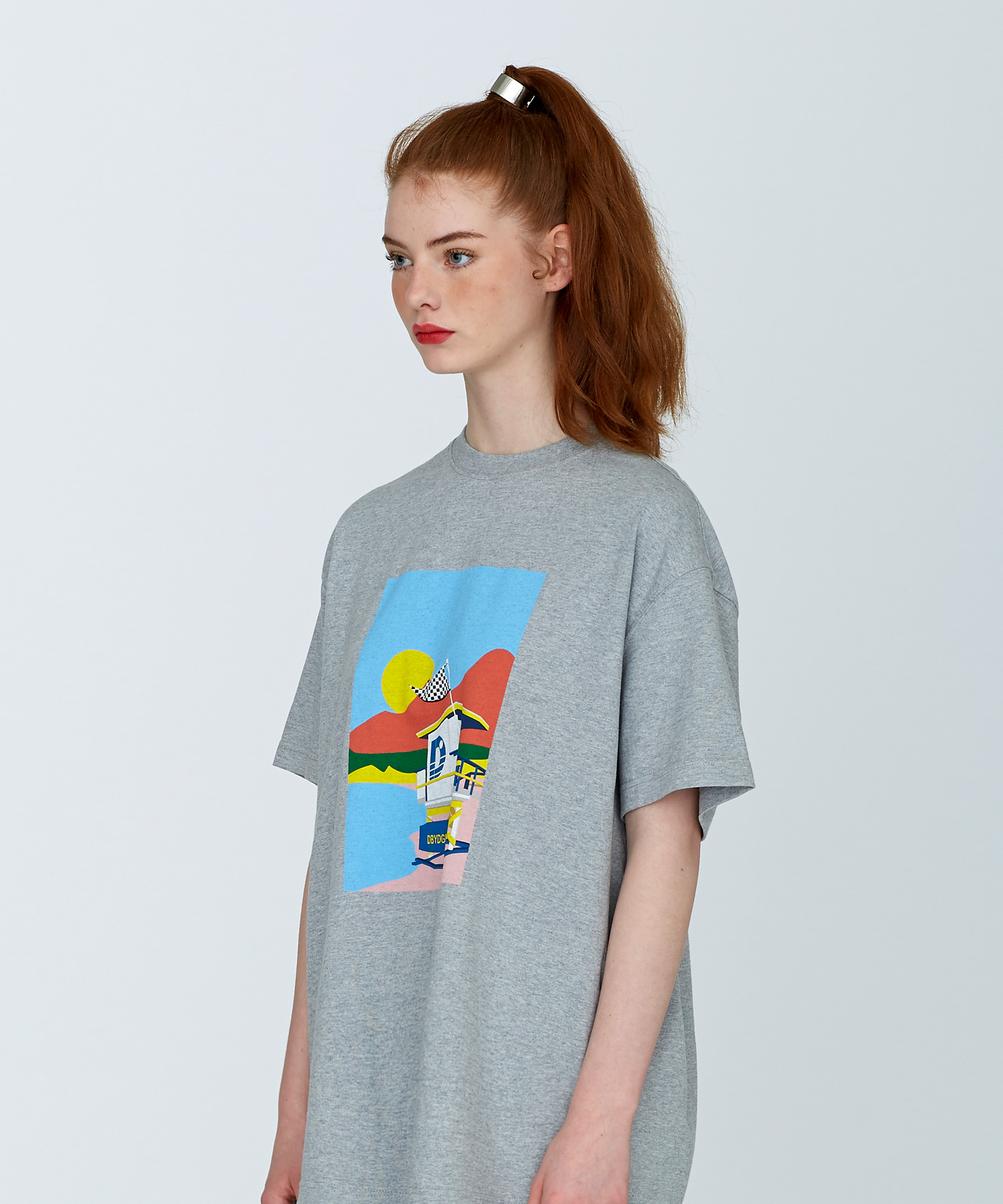 [SUMMER SALE 20%]Sunset Beach T-Shirts(GE)