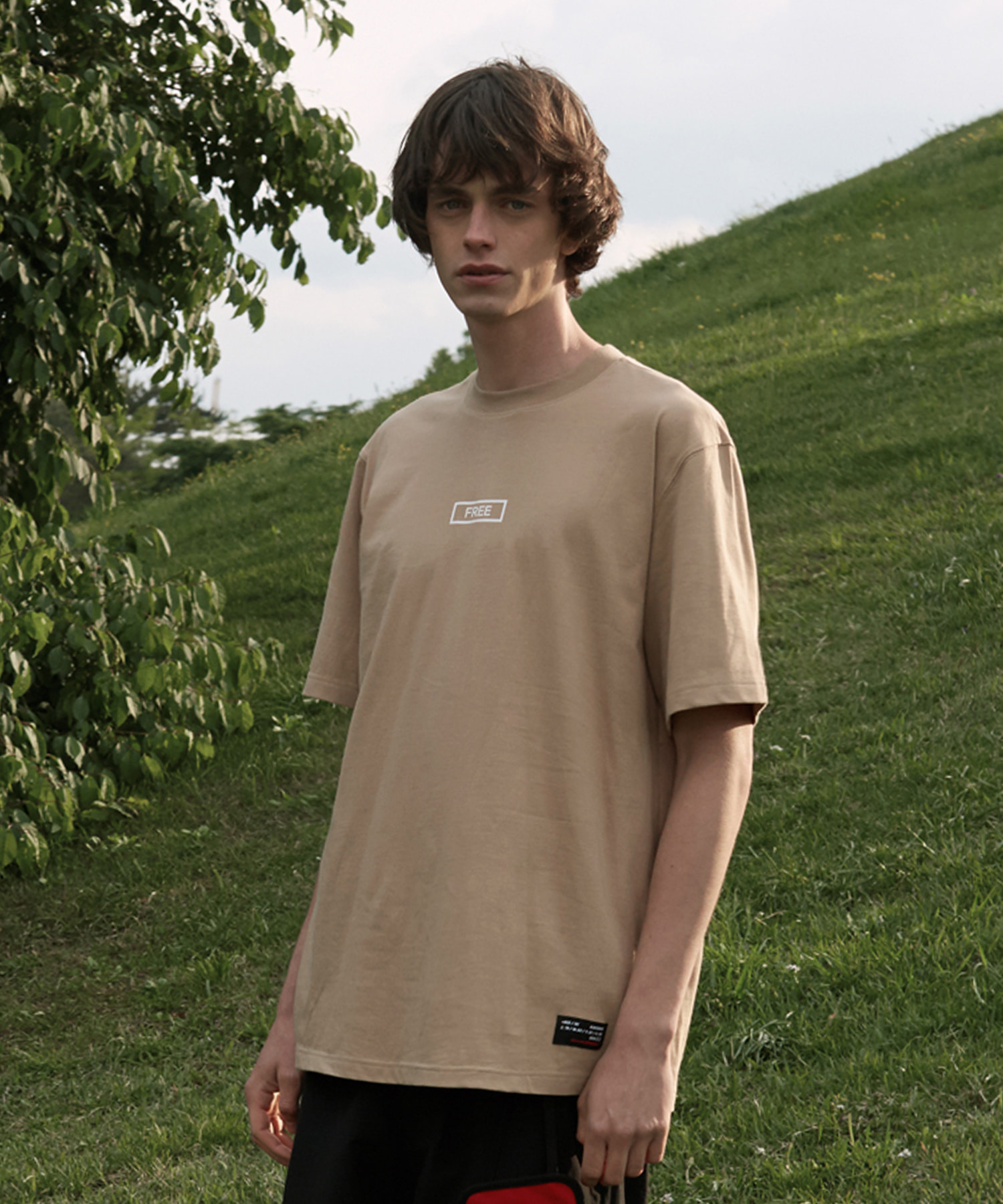 [SUMMER SALE 20%]Free Spirit T-Shirts(BE)