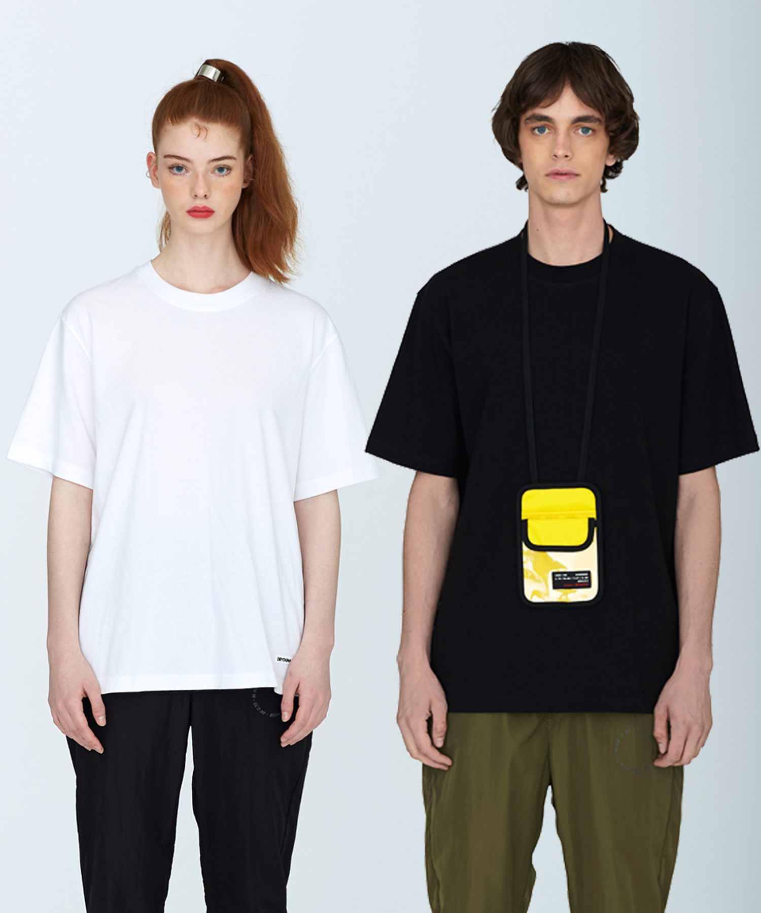 [시즌오프 30% 세일]DBYDGNAK Basic T-Shirts(set)