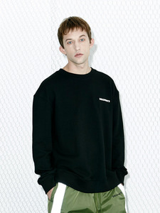 [B.F 80% 세일]DNA Graphic Sweat Shirts (BK)