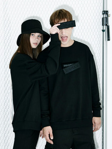 [Season Off 50% 세일]B.C.D Velcro Sweat Shirts (DGNAK)