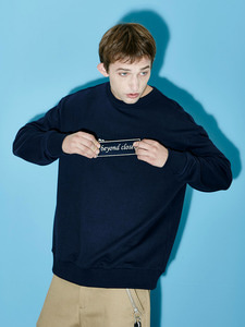 [Season Off 50% 세일]B.C.D Velcro Sweat Shirts (BEYOND)