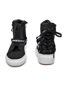 [신학기EVENT 40% 세일]Generative D High Top (BK)