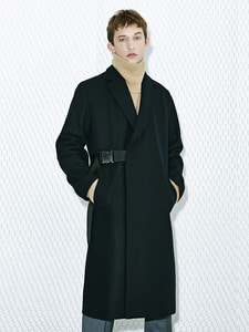 [Season Off 50% 세일]Strap Belted Coat (NA)