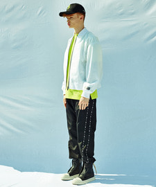 [18SS][70% 세일] D-Tape String Pants (BK)