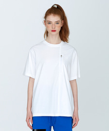 Woven Pocket T-Shirts(WH)