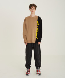 [18FW][50% 세일] Double String Pants(BK)
