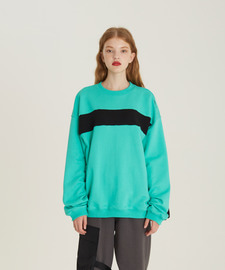 [18FW][시즌오프 30%세일] Color Blocking Sweat Shirts(MI)