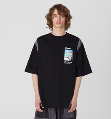 [19S/S][30% 세일] Holiday T-Shirts (BK)