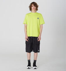 [19S/S] Nylon Oversize Pocket Shorts (BK)