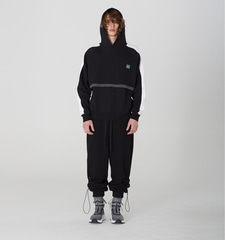 [19S/S] Side String Jogger Pants (BK)