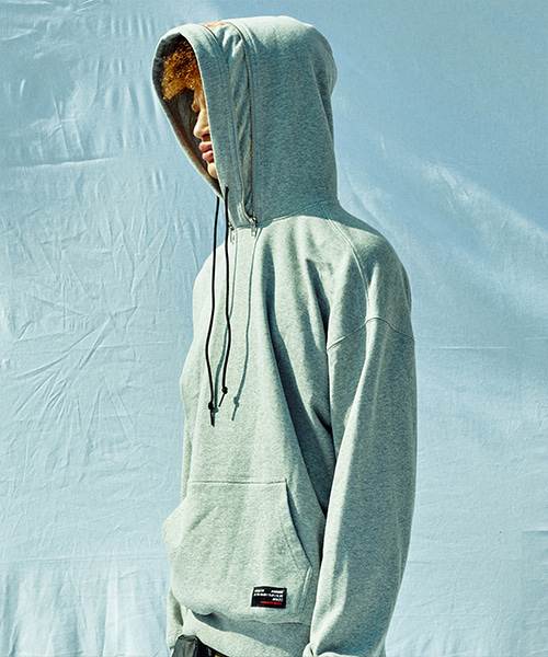 [70% 세일] 2-Way Zipper Hoody (GE)