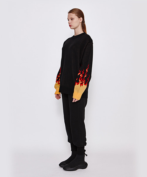 [19FW][30% 세일] Fire Oversize Knit (RE)