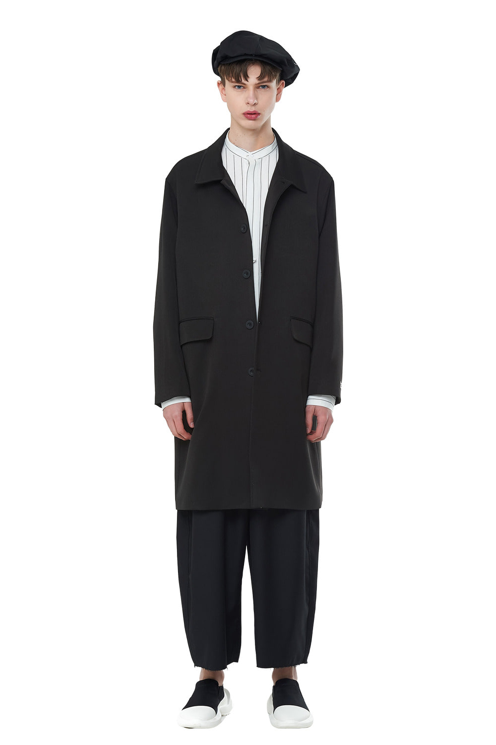 [리퍼브세일][20SS] 12 Overfit Mac Coat_ PA1CO0707
