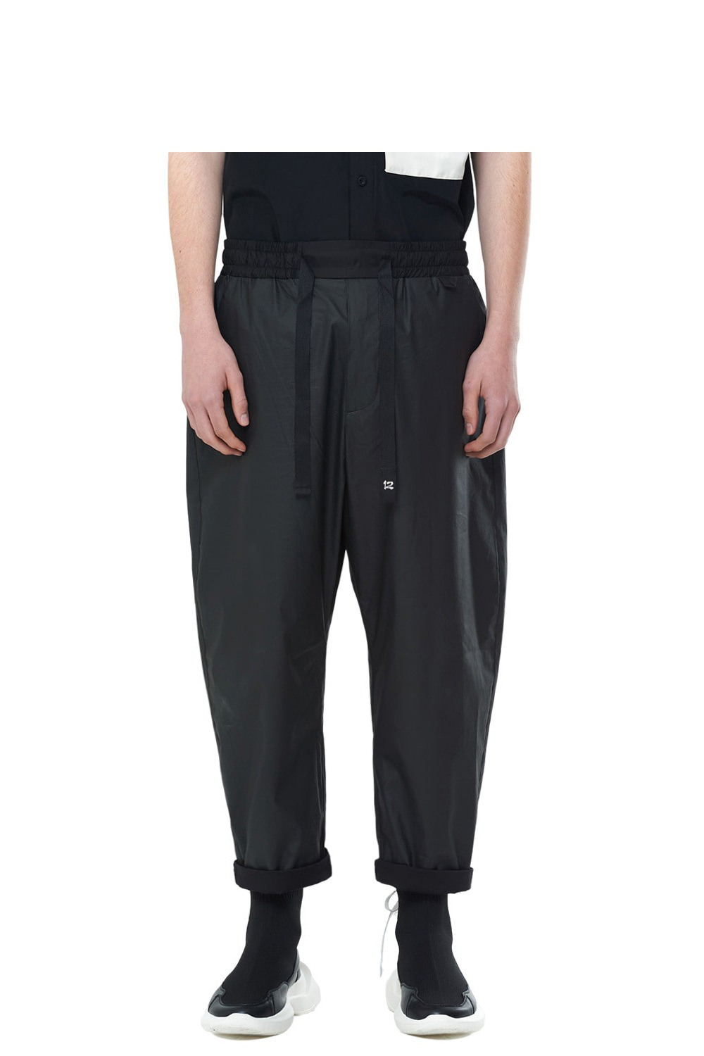 [20SS][40% SALE] Coating Baggy Pants_ PA1PA3737