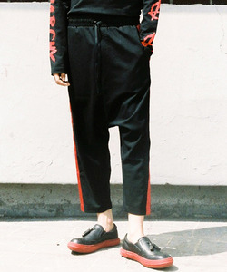 [BF 특가세일]Color Line Baggy Pants (RE)