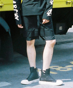 [50%세일] Layered Short Pants (BK)
