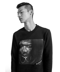 [클리어런스 80% 세일]DGNAK x LEE JEFFRIES SWEAT SHIRTS (C)