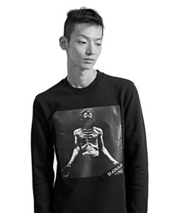 [클리어런스 80% 세일]DGNAK x LEE JEFFRIES SWEAT SHIRTS (A)