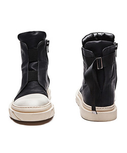[17SS][10%세일] Back Strap High Top (IV)