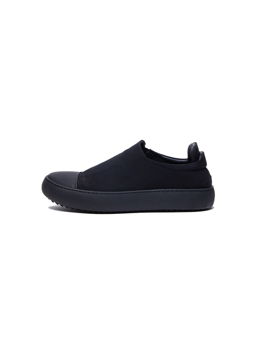 [20FW][30%SALE] Sharksole Canvas Slip-on (BK)_ PA3SU0202